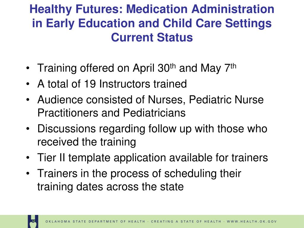 Training offered on April 30
