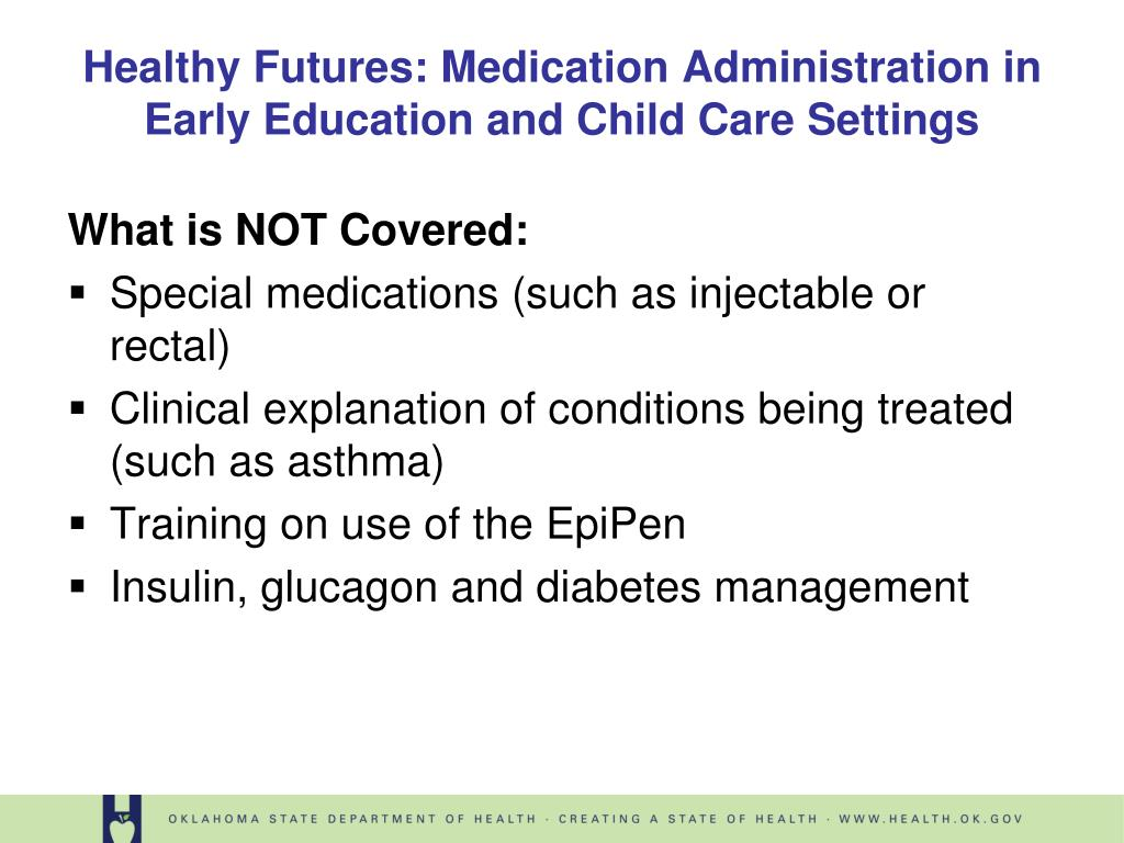What is NOT Covered: