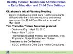healthy futures medication administration in early education and child care settings6