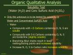 organic qualitative analysis12