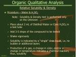 organic qualitative analysis15