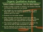 organic qualitative analysis20