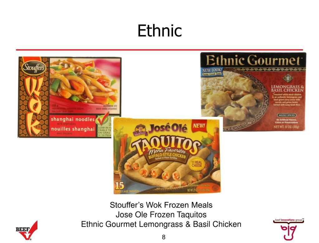 Ethnic