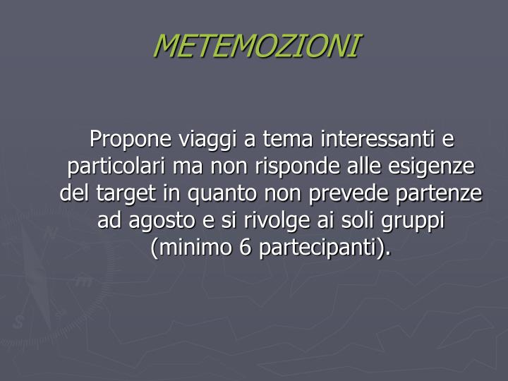 Metemozioni