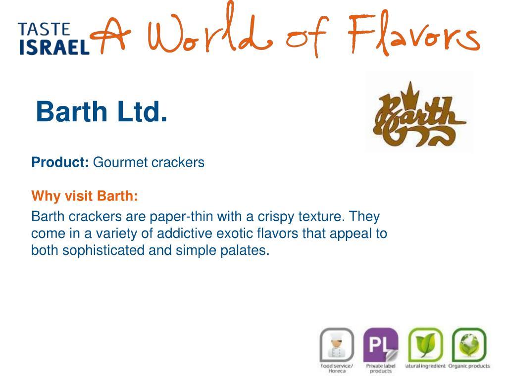Barth Ltd.