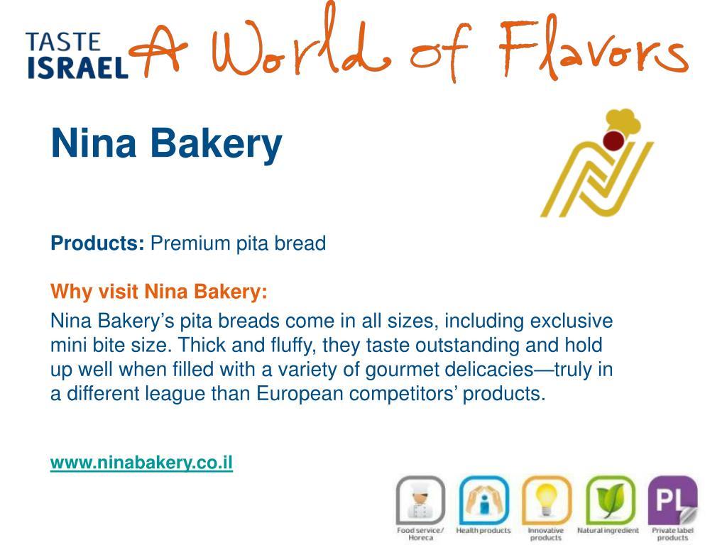 Nina Bakery