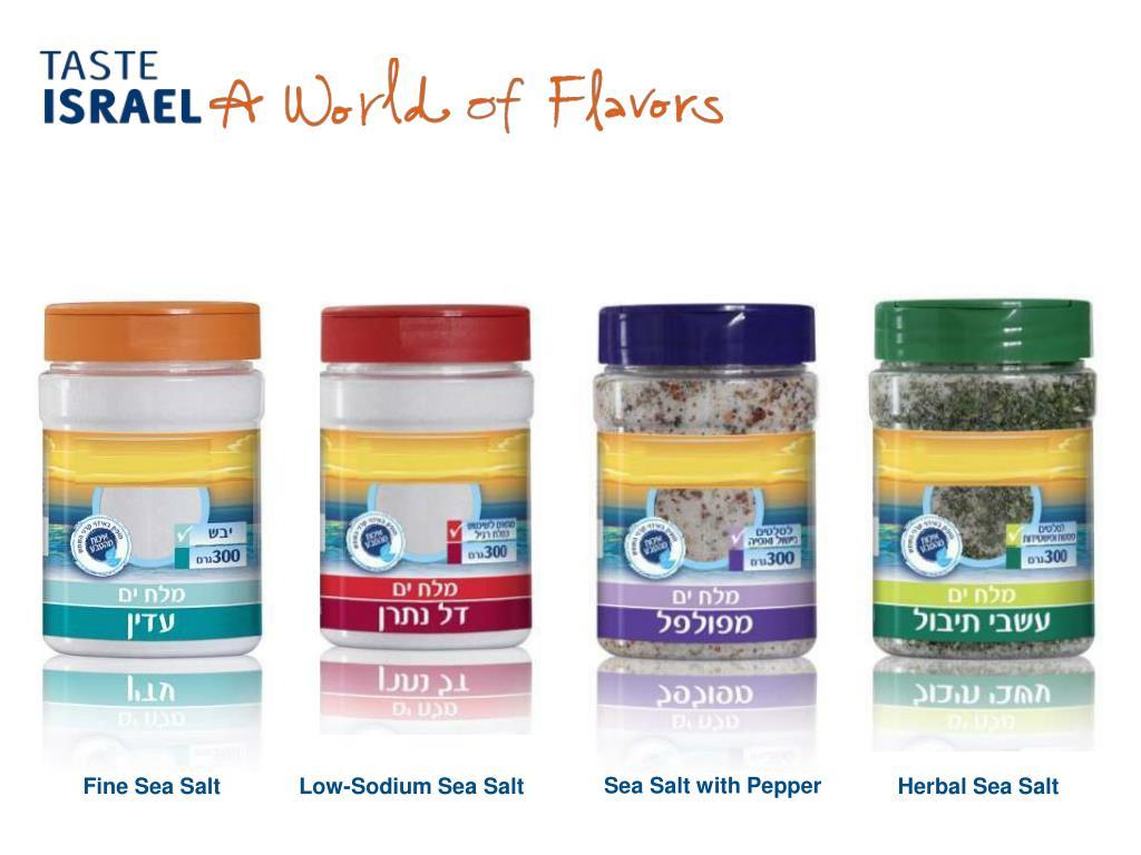 Sea Salt with Pepper