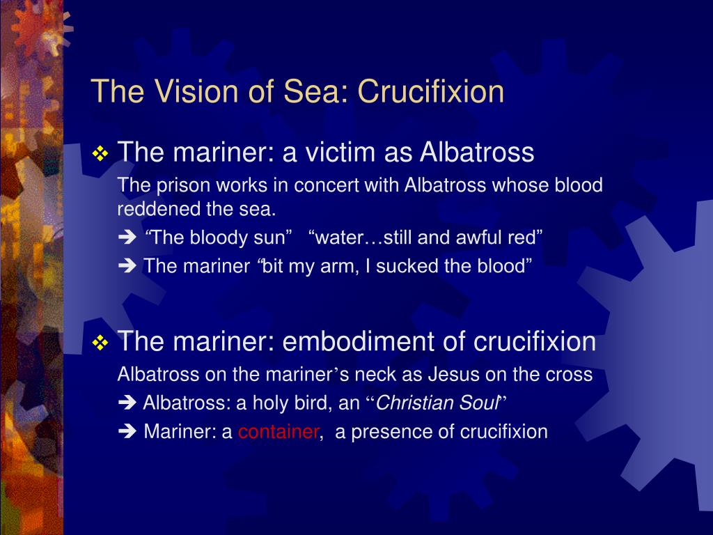 The Vision of Sea: Crucifixion
