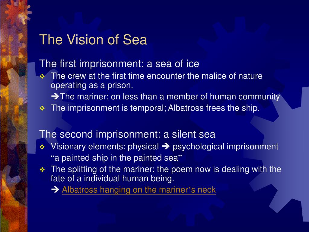 The Vision of Sea