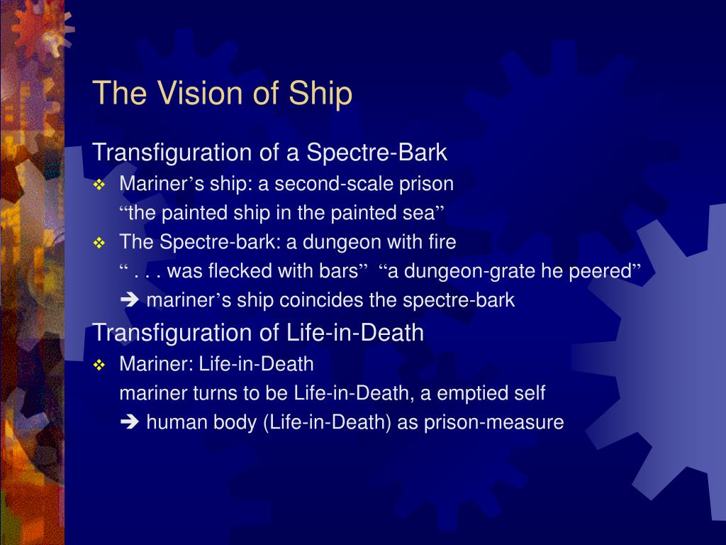 The Vision of Ship