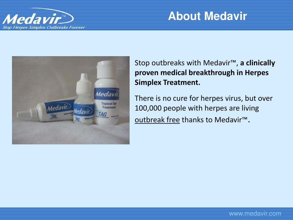 PPT - Herpes Simplex Treatment - Stop Outbreaks with Medavir