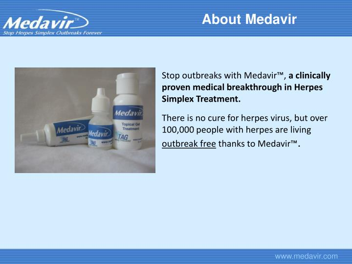 About Medavir
