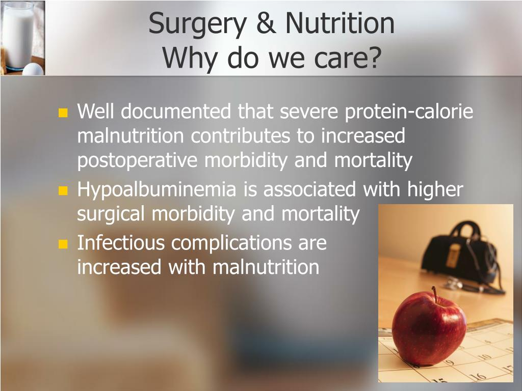 Surgery & Nutrition