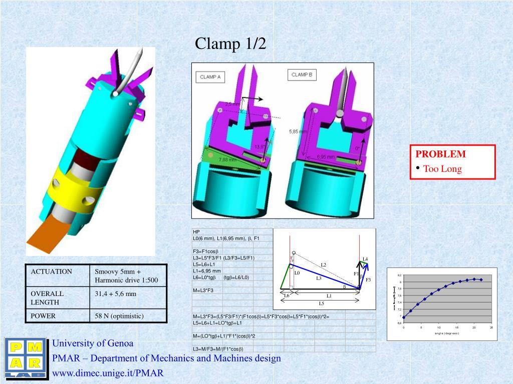 Clamp 1/2
