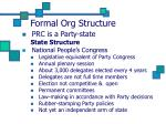 formal org structure5