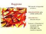 raggismo
