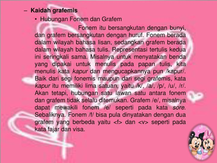 Kaidah