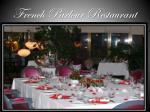 french parlour restaurant
