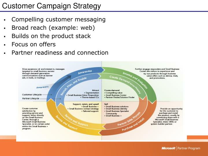 Customer Campaign Strategy