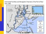 intermodal facilities and navigation channels of the port of new york 2003
