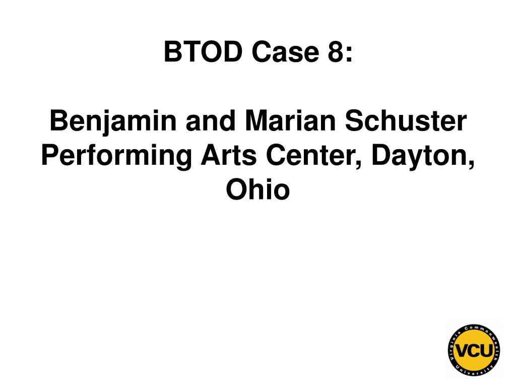 BTOD Case 8: