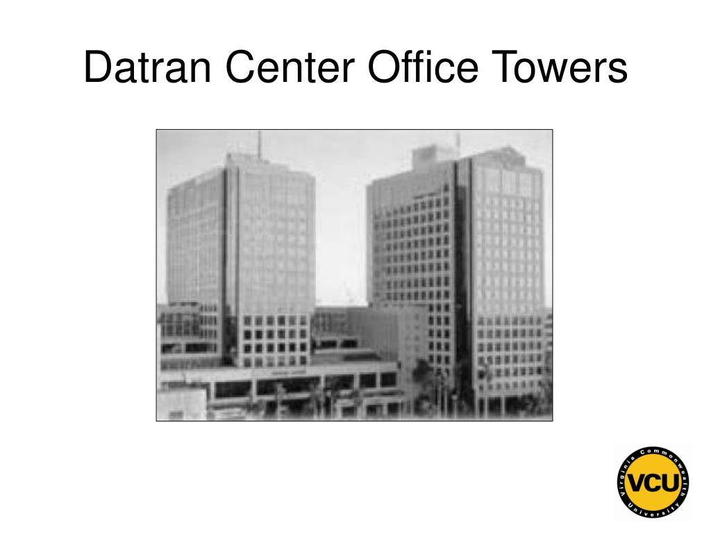 Datran Center Office Towers