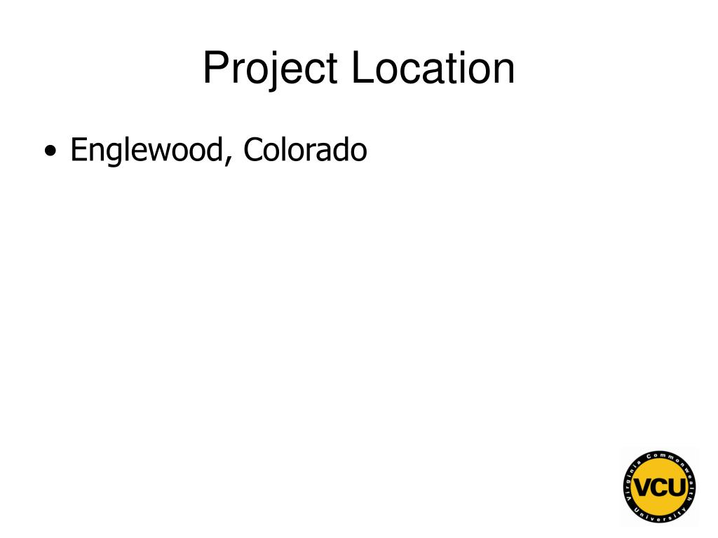 Project Location