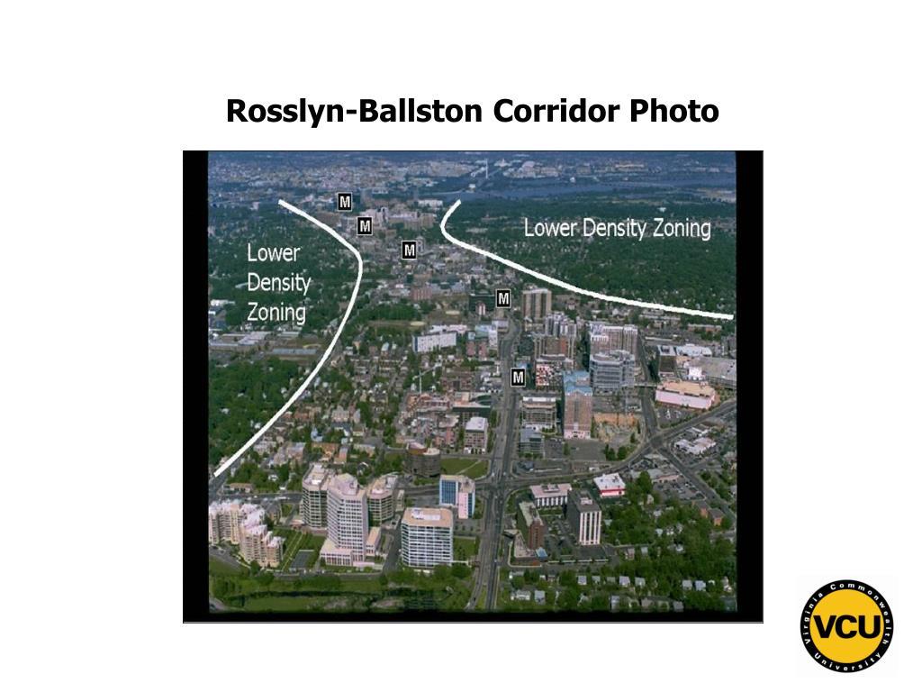Rosslyn-Ballston Corridor Photo