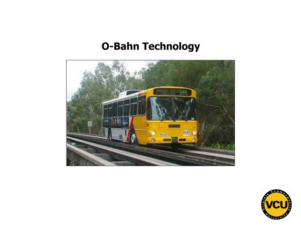 O-Bahn Technology