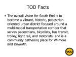tod facts109
