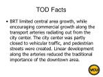 tod facts81