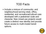 tod facts96