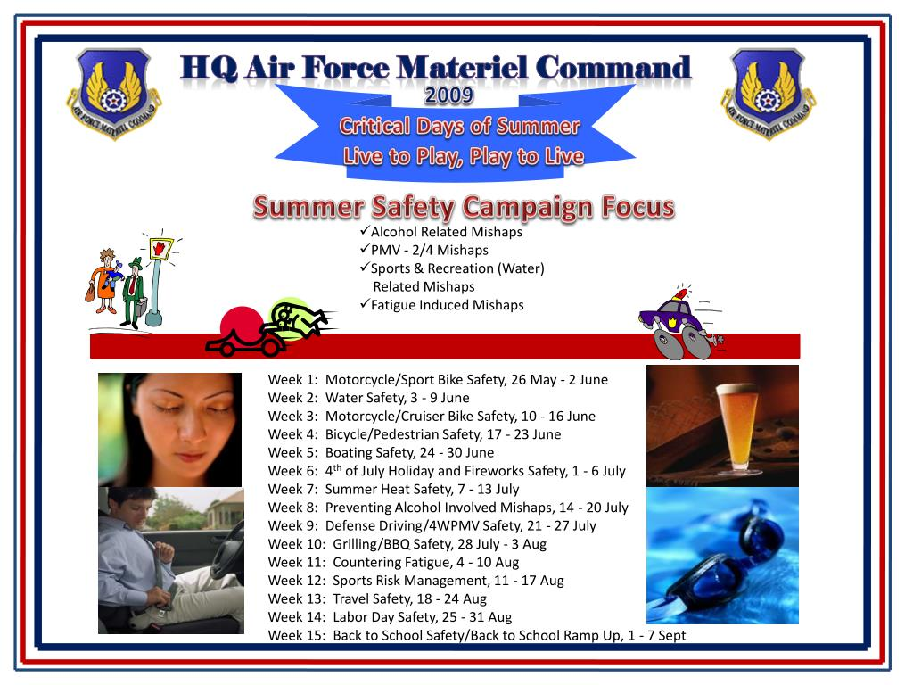 HQ Air Force Materiel Command