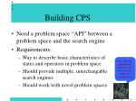building cps