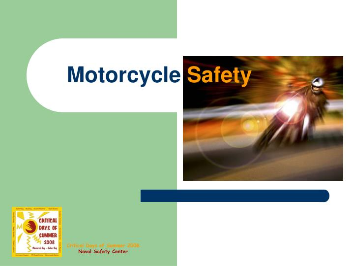 motorcycle safety n.