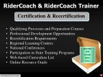 certification recertification