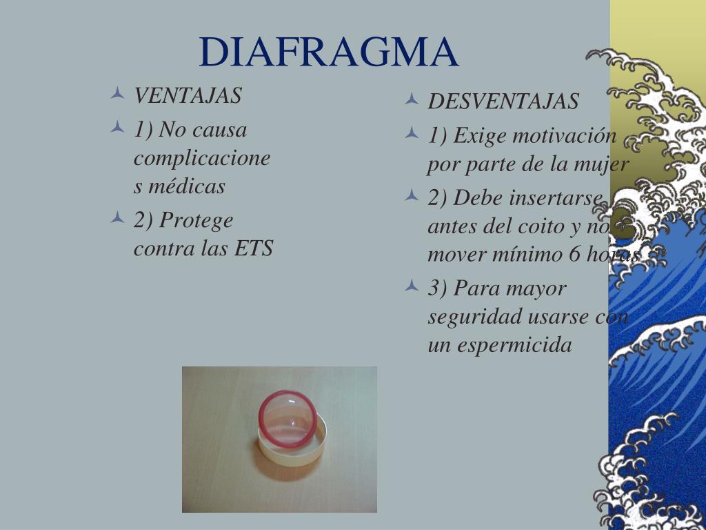 Ventajas y desventajas del metodo del moco cervical