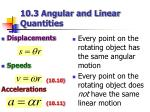 10 3 angular and linear quantities