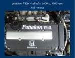 pattakon vvar 4cylinder 1600cc 9000 rpm full version