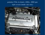 pattakon vvar 4cylinder 1600cc 9000 rpm light version intake side only