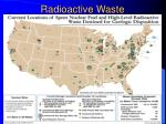 radioactive waste43
