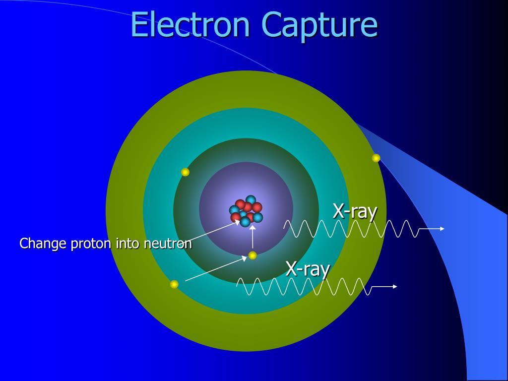 Electron Capture