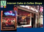 internet cafes coffee shops