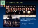 jan van scorel 1495 1562