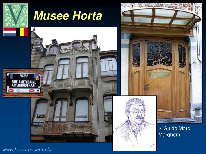 Musee Horta
