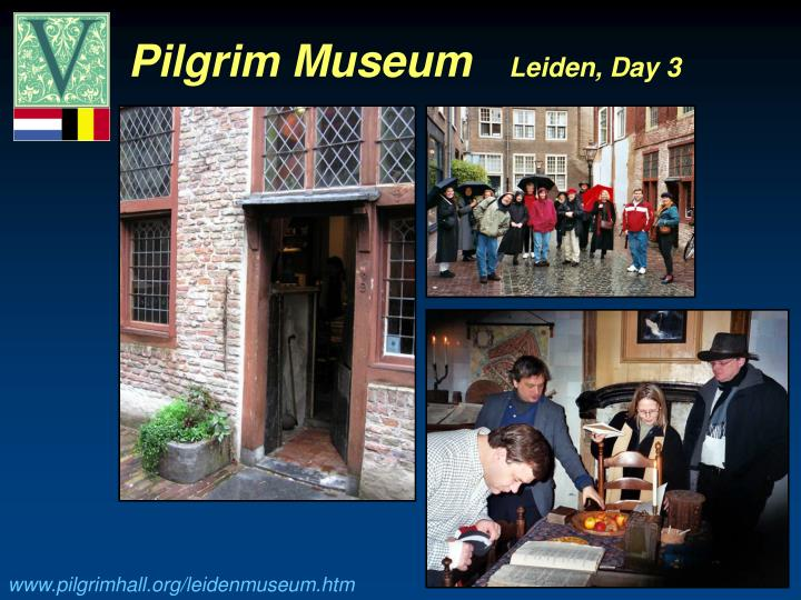 Pilgrim Museum