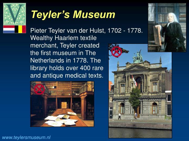 Teyler's Museum