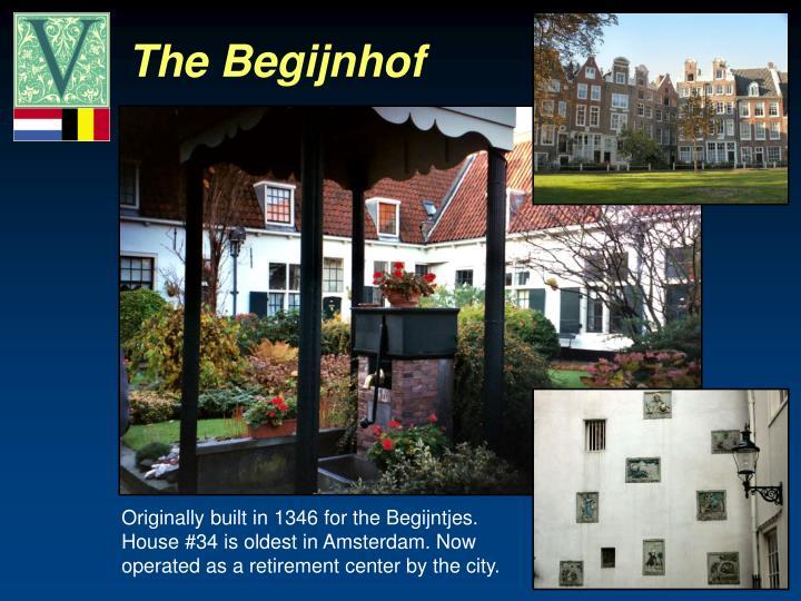 The Begijnhof