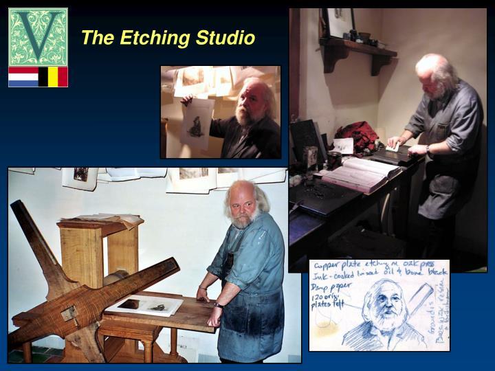 The Etching Studio