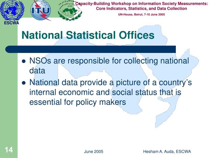National Statistical Offices